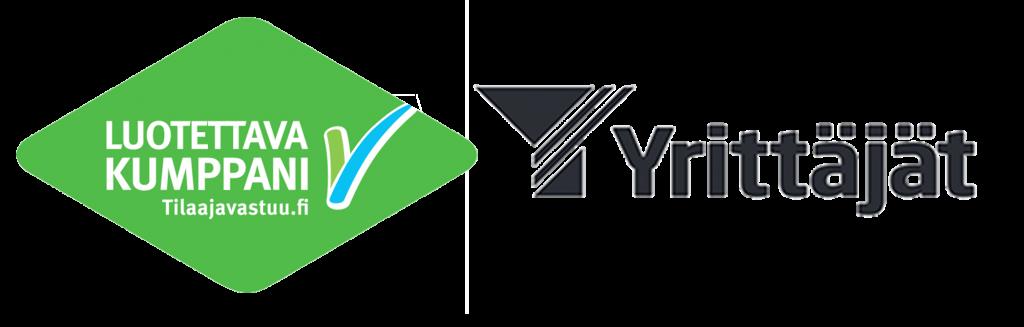 eristepalvelu logot
